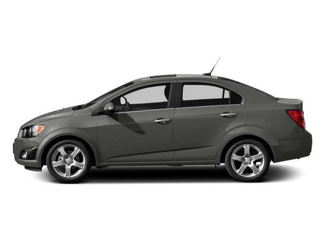 2013 CHEVROLET SONIC SEDAN LT AUTOMATIC 6-Speed AT 18L 4 Cylinder Engine Front Wheel Drive AM