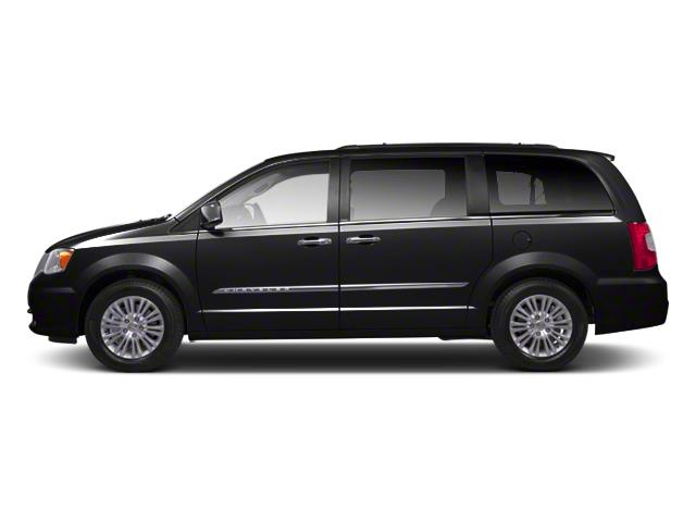 2013 CHRYSLER TOWN  COUNTRY WAGON TOURING 6-speed at 36l 24-valve vvt v6 flex fuel front whee