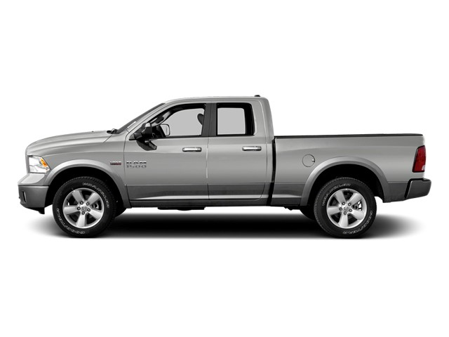 2013 RAM 1500 2WD QUAD CAB 64 AT 47L 8 Cylinder Engine Rear Wheel Drive Cruise Control Rear