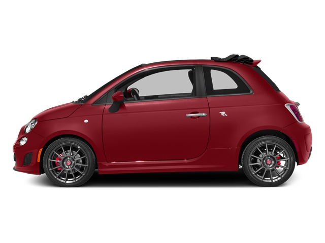 2013 FIAT 500C 5-Speed MT 14L 16-valve I4 mu 5-Speed MT 14L 16-valve I4 multi-air turbo Fron