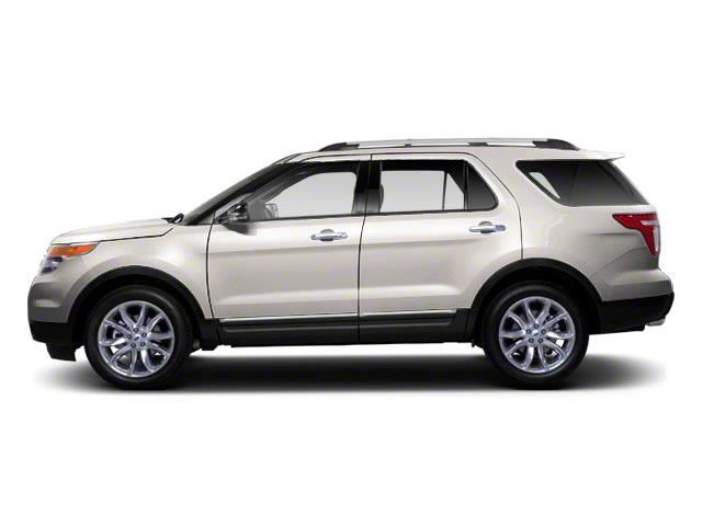 2013 FORD EXPLORER 6-Speed Selectshift Automatic W 6-Speed Selectshift Automatic WOD 35l ti-vct