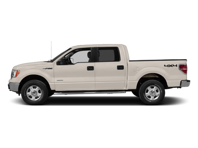 2013 FORD F-150 4WD SUPERCREW 6-speed at 50l 8 cylinder engine four wheel drive fourth passen