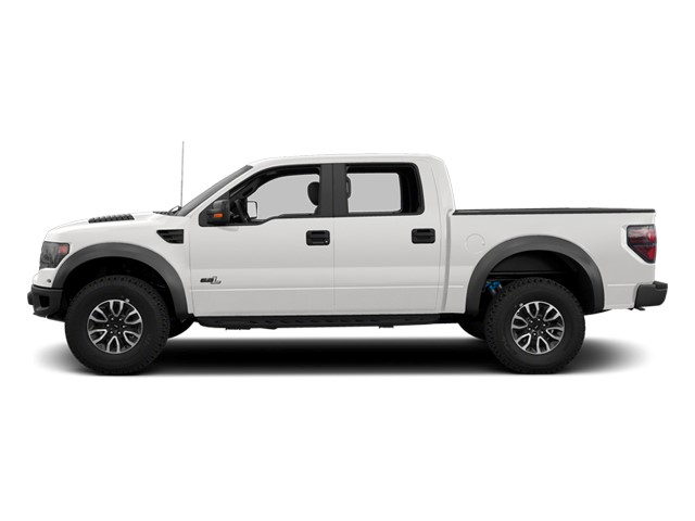 2013 FORD F-150 4WD SUPERCREW 5-12 FT 6-Speed Electronic Automatic WOD  TowHaul Mode 62L EFI