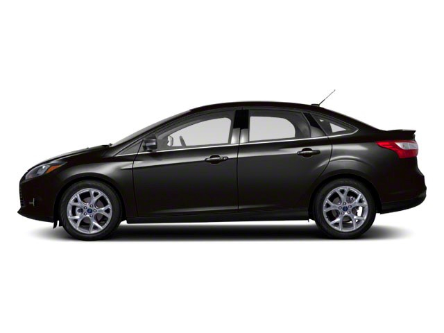 2013 FORD FOCUS SEDAN TITANIUM 6-speed powershift automatic 20l 4 cylinder engine front wheel d