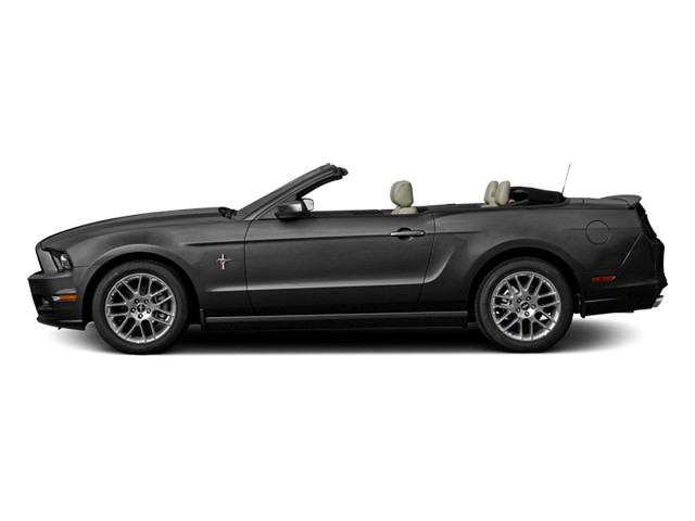2013 FORD MUSTANG CONVERTIBLE V6 37L V6 Cylinder Engine Rear Wheel Drive Cruise Control Driver