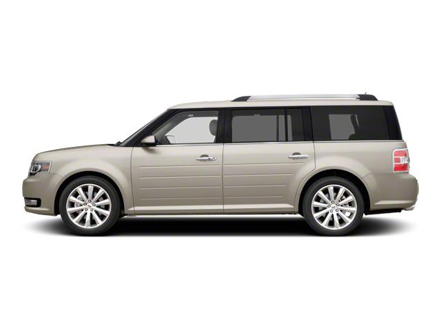 2013 FORD FLEX SEL FWD 6-speed selectshift automatic wshifter-button activation 35l ti-vct v6