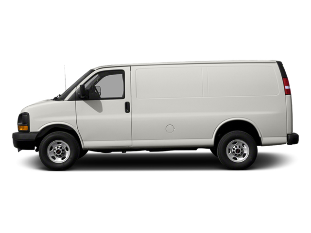 2013 GMC SAVANA CARGO VAN 4-Speed Automatic Electronicall 4-Speed Automatic Electronically Contro