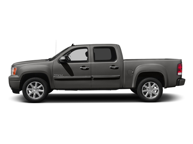 2013 GMC SIERRA 1500 DENALI CREW CAB SHORT BOX 6-speed automatic heavy-duty electronically contr