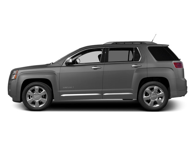 2013 GMC TERRAIN FWD DENALI 6-Speed AT 24l dohc 4-cylinder sidi spark ignition direct injectio