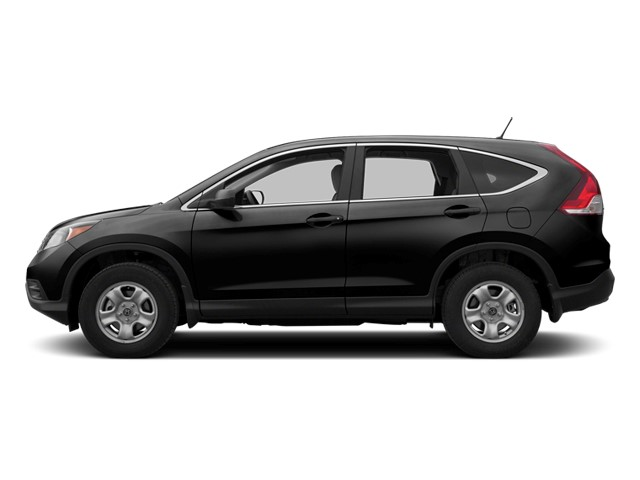 2013 HONDA CR-V LX 2WD 5-Speed AT 24L 4 Cylinder Engine Front Wheel Drive AMFM Stereo Auxil