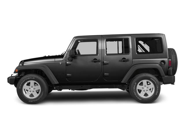 2013 JEEP WRANGLER UNLIMITED 4WD RUBICON 36L SMPI 24V VVT V6 41 Rock-Trac HD part-time 4WD syst