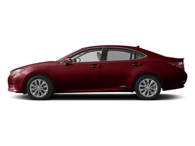 2013 LEXUS ES 300H SEDAN HYBRID electronically controlled continuously variable 25l dohc sfi 16-