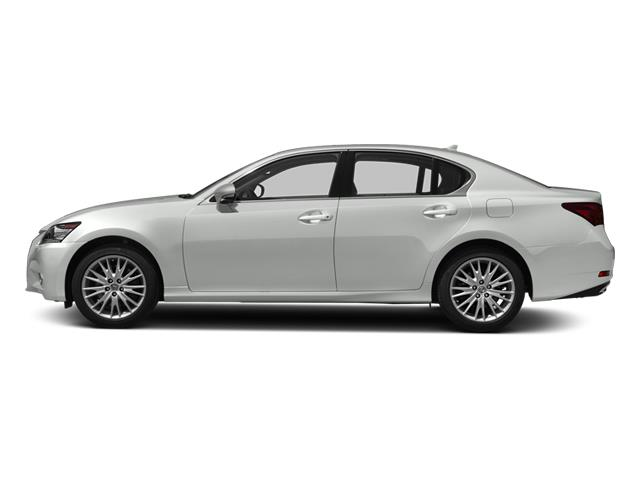 2013 LEXUS GS 350 SEDAN RWD 6-speed automatic electronically controlled 35l dohc 24-valve di v6