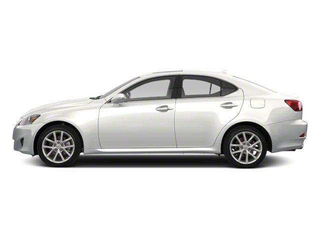 2013 LEXUS IS 250 SPORT SEDAN AUTOMATIC RWD 6-Speed Electronically Controlled Automatic 25L 24-v