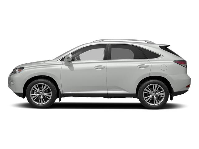 2013 LEXUS RX 350 FWD 6-Speed Automatic Electronically Controlled WIntelligence 35L DOHC SFI 24