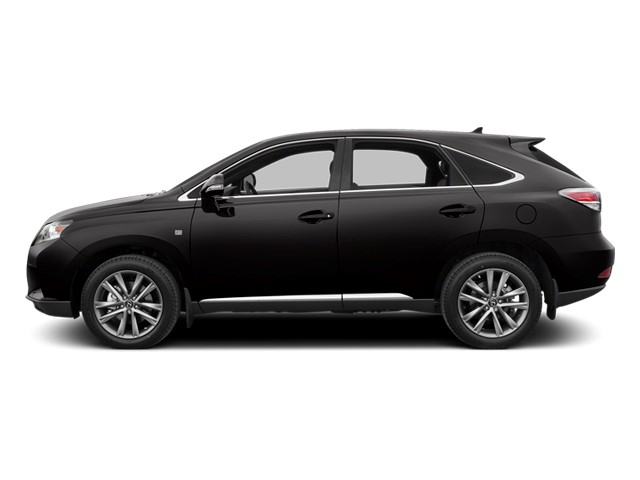 2013 LEXUS RX 350 8-Speed Automatic Electronically 8-Speed Automatic Electronically Controlled WIn
