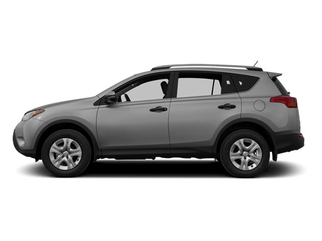 2013 TOYOTA RAV4 FWD LE 6-Speed AT 25L 4 Cylinder Engine Front Wheel Drive AMFM Stereo Auxi