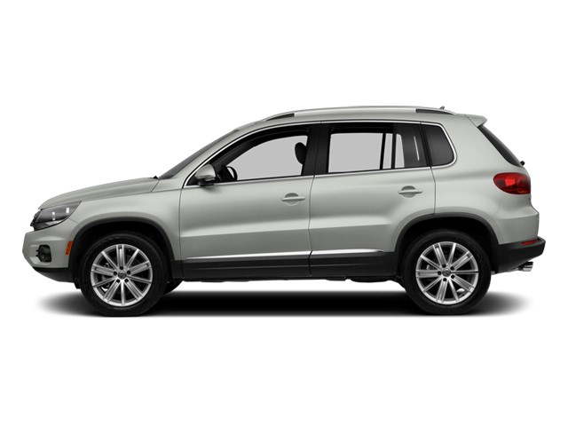 2013 VOLKSWAGEN TIGUAN 6-Speed AT 20L 4 Cylinder Eng 6-Speed AT 20L 4 Cylinder Engine Front