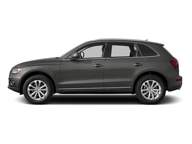 2014 AUDI Q5 QUATTRO 20T PREMIUM PLUS 8-Speed Automatic Tiptronic 20L I4 TFSI Direct Injection