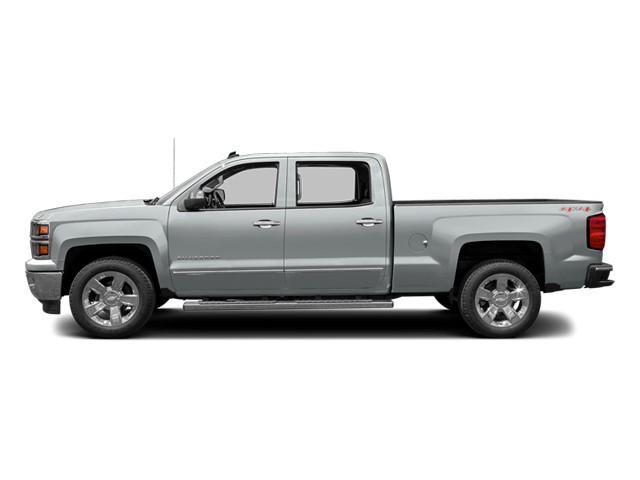 2014 CHEVROLET SILVERADO 1500 2WD CREW CAB LT 6-Speed AT 53L 8 Cylinder Engine Rear Wheel Driv