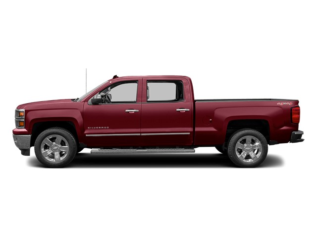 2014 CHEVROLET SILVERADO 1500 2WD CREW CAB LTZ W3LZ 6-Speed Automatic Electronically Controlled