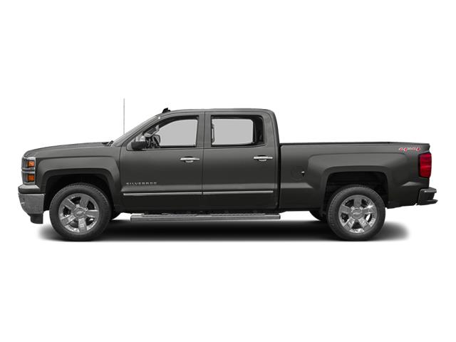 2014 CHEVROLET SILVERADO 1500 2WD CREW CAB LT 6-Speed Automatic Electronically Controlled With OD