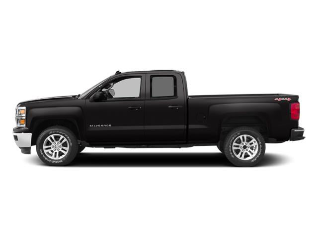 2014 CHEVROLET SILVERADO 1500 2WD DOUBLE CAB 1435 LT 6-Speed AT 53L 8 Cylinder Engine Rear Wh