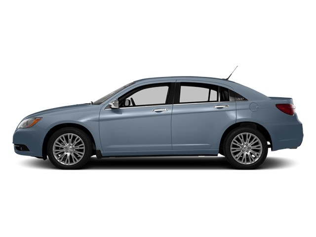 2014 CHRYSLER 200 SEDAN TOURING AT 24L 4 Cylinder Engine Front Wheel Drive Bucket Seats Crui