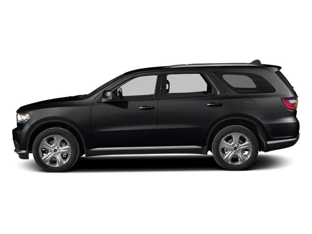 2014 DODGE DURANGO 2WD SXT 8-Speed Automatic 845Re 36L V6 24V VVT Flex Fuel Rear-Wheel Drive
