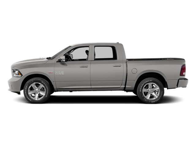 2014 RAM 1500 2WD CREW CAB 1405 8-speed at 57l 8 cylinder engine rear wheel drive cruise con