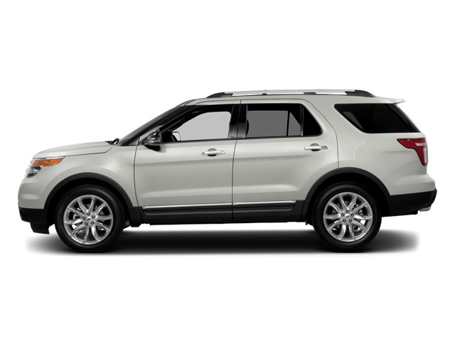 2014 FORD EXPLORER FWD 6-Speed AT 35L V6 Cylinder Engine Front Wheel Drive 3rd Row Seat Buck