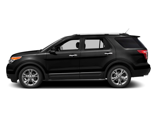 2014 FORD EXPLORER 6-Speed AT 35L V6 Cylinder En 6-Speed AT 35L V6 Cylinder Engine Front Whe
