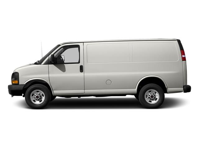 2014 GMC SAVANA CARGO VAN 4-Speed Automatic Electronicall 4-Speed Automatic Electronically Contro