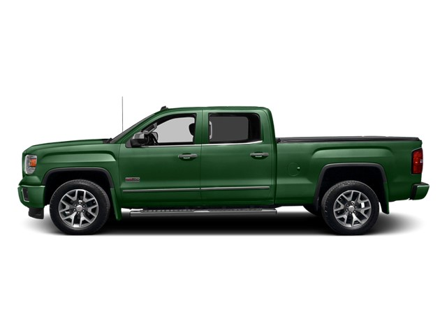 2014 GMC SIERRA 1500 2WD CREW CAB SLT 6-Speed Automatic Electronically Controlled With OD And Tow