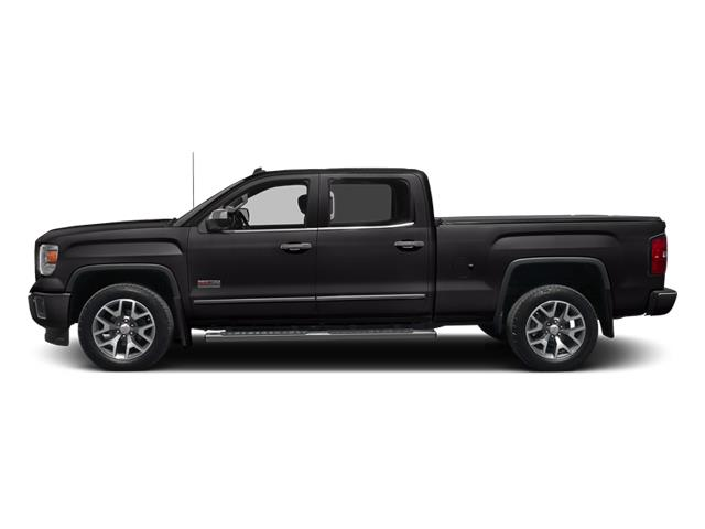 2014 GMC SIERRA 1500 4WD CREW CAB SLT 6-Speed AT 53L 8 Cylinder Engine Four Wheel Drive Cruis