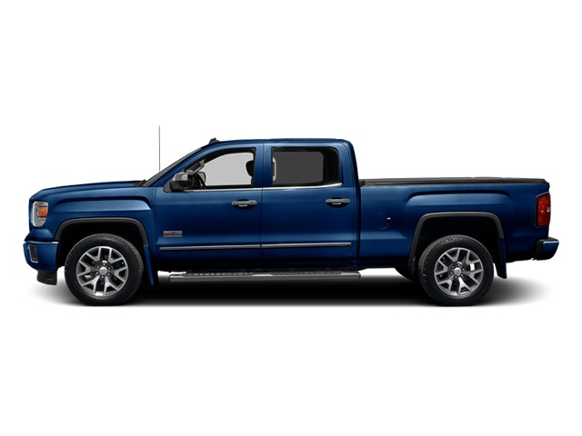 2014 GMC SIERRA 1500 4WD CREW CAB SLE 6-Speed AT 53L 8 Cylinder Engine Four Wheel Drive Cruis