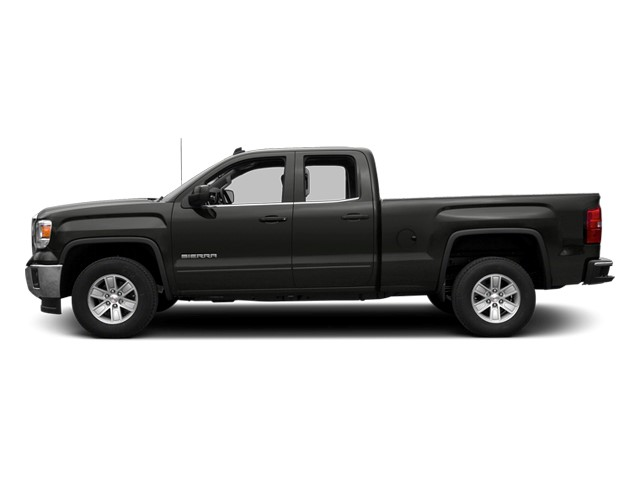 2014 GMC SIERRA 1500 6-Speed Automatic Electronicall 6-Speed Automatic Electronically Controlled