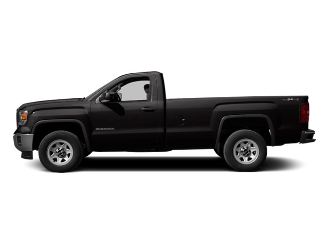 2014 GMC SIERRA 1500 6-Speed AT 43L V6 Cylinder En 6-Speed AT 43L V6 Cylinder Engine Rear Wh