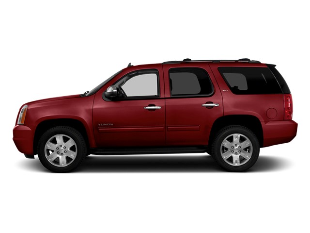 2014 GMC YUKON 2WD SLT 6-speed at vortec 53l v8 sfi flexfuel with active fuel management rear