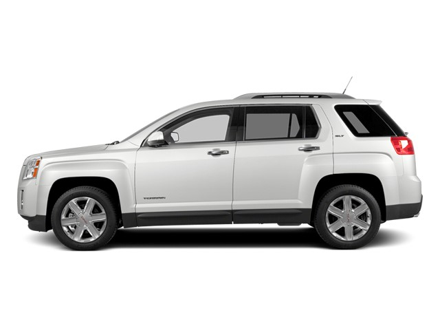 2014 GMC TERRAIN FWD SLT-2 6-Speed AT 24l dohc 4-cylinder sidi spark ignition direct injection