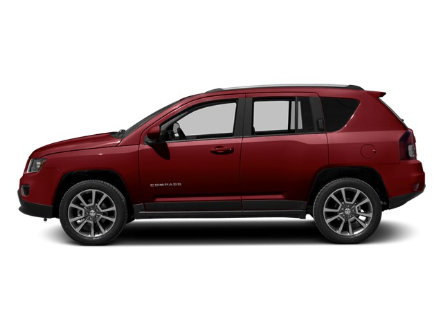 2014 JEEP COMPASS FWD SPORT 20L 4 Cylinder Engine Front Wheel Drive Cruise Control Driver Vani