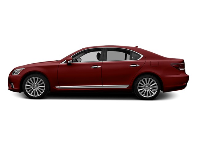 2014 LEXUS LS 460 8-Speed Sequential Shift Automat 8-Speed Sequential Shift Automatic 46L V8 32V