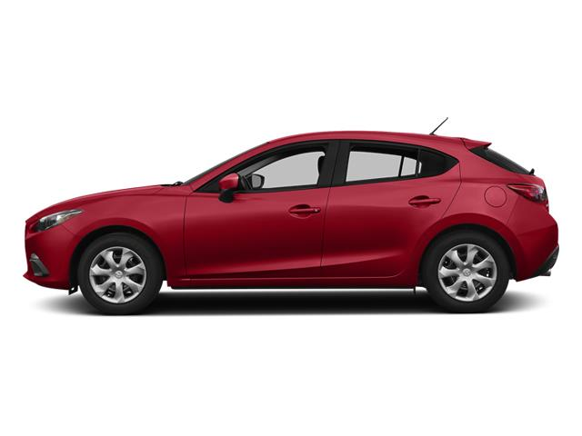 2014 MAZDA MAZDA3 HATCHBACK AUTOMATIC S GRAND 6-Speed Skyactiv-Drive Automatic 25L 4 Cylinder En
