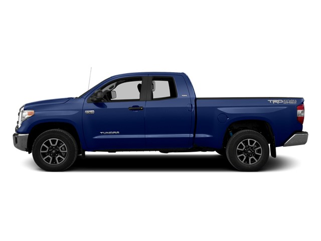 2014 TOYOTA TUNDRA 4WD DOUBLE CAB STANDARD Electronic 6-Speed Automatic WOD 57L V8 DOHC 32V FFV
