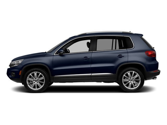 2014 VOLKSWAGEN TIGUAN 2WD AUTOMATIC automatic 20l tsi front-wheel drive 4 12v dc power outlet
