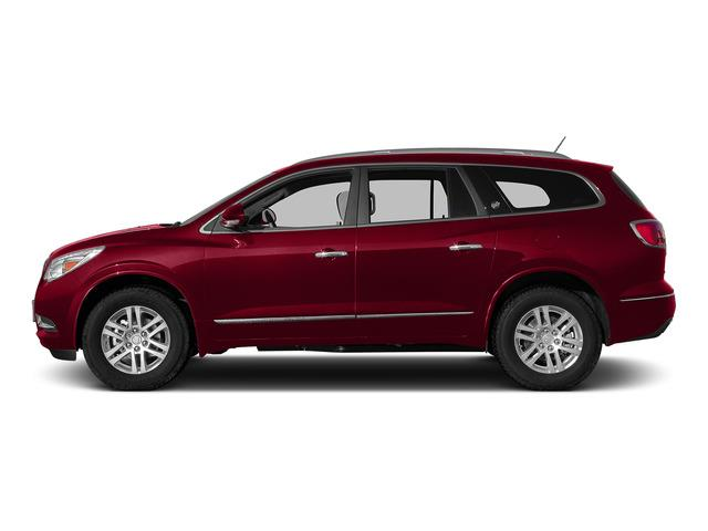 2015 BUICK ENCLAVE LEATHER FWD 6- Speed Automatic Electronically Controlled With OD 36l variabl
