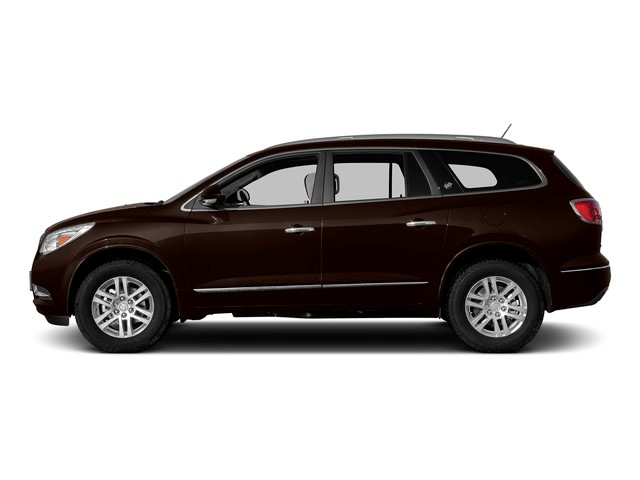 2015 BUICK ENCLAVE LEATHER FWD 6- Speed Automatic Electronically Controlled With OD Std 36l v