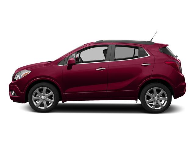 2015 BUICK ENCORE PREMIUM FWD 6-Speed Automatic Electronically Controlled With OD ecotec turbo 1