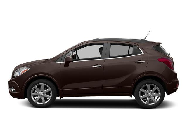 2015 BUICK ENCORE FWD 6-Speed Automatic Electronically Controlled With OD ecotec turbo 14l vari
