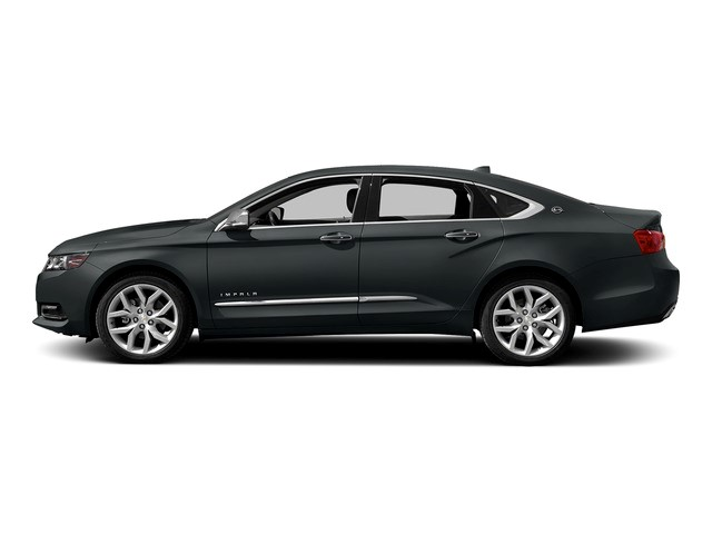 2015 CHEVROLET IMPALA 2LTZ 6-speed automatic electronically-controlled with od 36l dohc v6 di w
